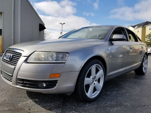 2006 Audi A6 3.2L | Champaign, Illinois | The Auto Mall of Champaign in Champaign Illinois