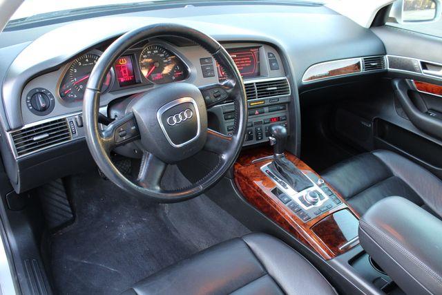 2006 Audi A6 3.2L NAVIGATION NEW TIRES SERVICE RECORDS in Woodland Hills CA, 91367