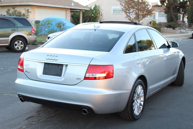 2006 Audi A6 3.2L NAVIGATION NEW TIRES SERVICE RECORDS in Woodland Hills CA, 91367