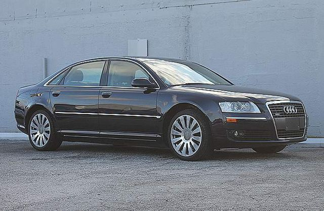 2006 Audi A8 L 4.2L Hollywood, Florida 30