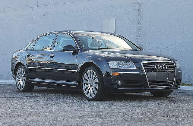 2006 Audi A8 L 4.2L Hollywood, Florida 13