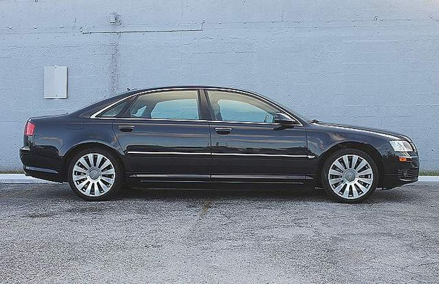 2006 Audi A8 L 4.2L Hollywood, Florida 3