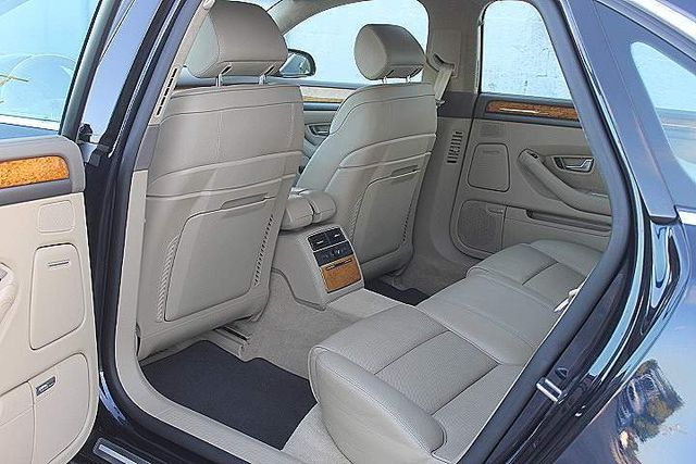 2006 Audi A8 L 4.2L Hollywood, Florida 25