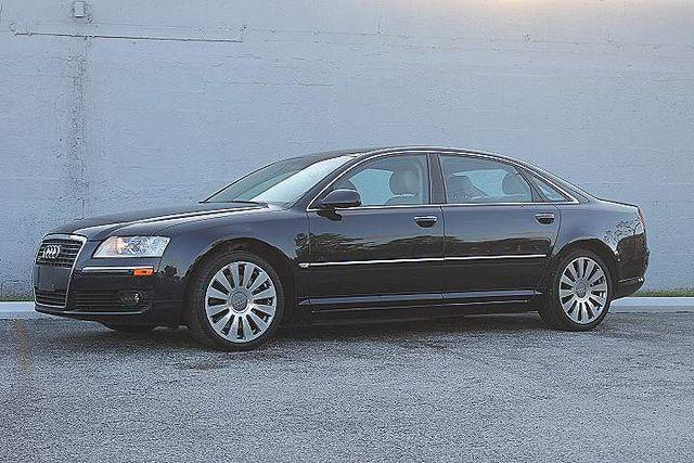 2006 Audi A8 L 4.2L Hollywood, Florida 22