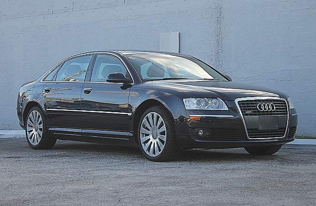 2006 Audi A8 L 4.2L Hollywood, Florida 1