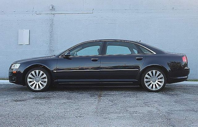 2006 Audi A8 L 4.2L Hollywood, Florida 9