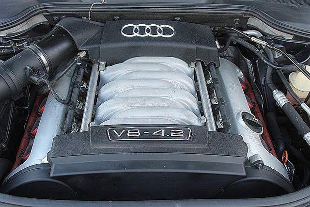 2006 Audi A8 L 4.2L Hollywood, Florida 31