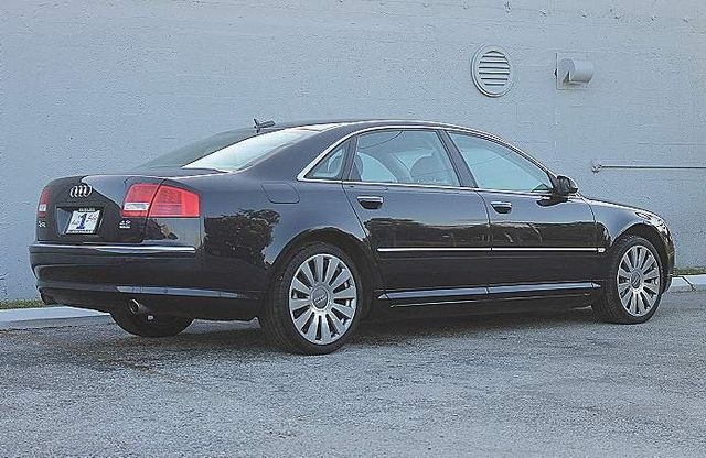 2006 Audi A8 L 4.2L Hollywood, Florida 4