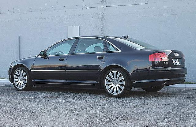 2006 Audi A8 L 4.2L Hollywood, Florida 7