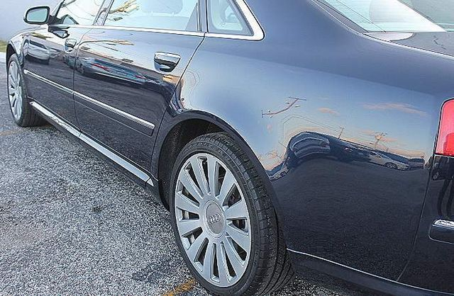 2006 Audi A8 L 4.2L Hollywood, Florida 8