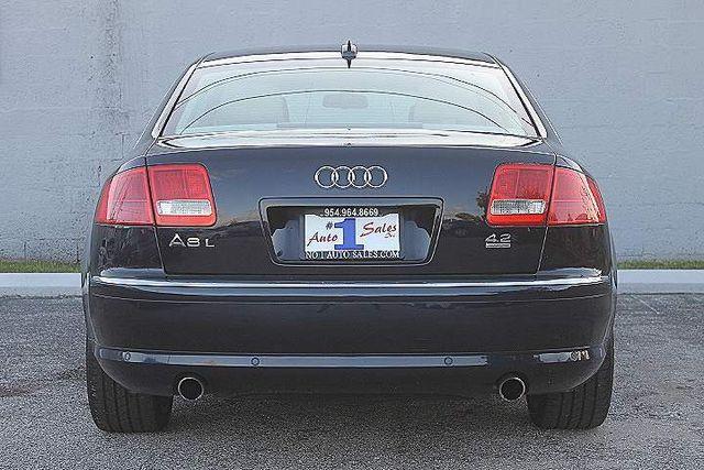 2006 Audi A8 L 4.2L Hollywood, Florida 44