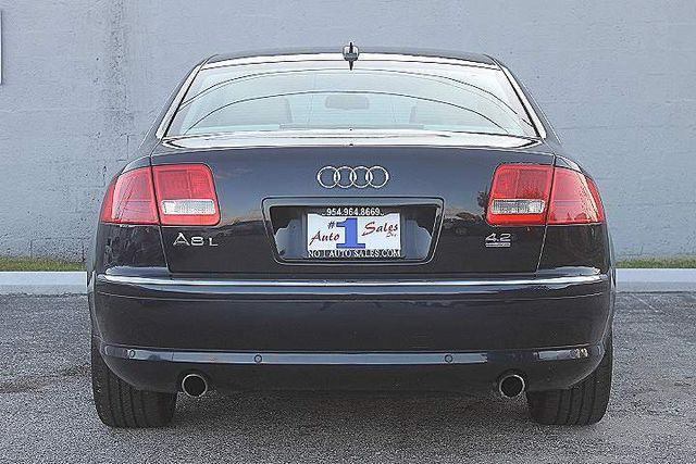 2006 Audi A8 L 4.2L Hollywood, Florida 6