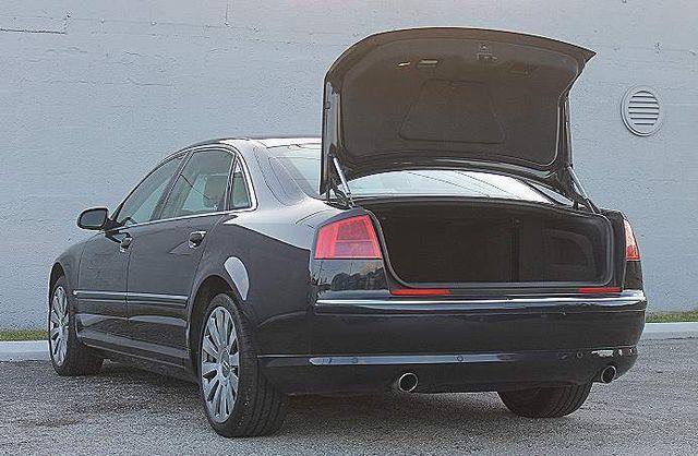 2006 Audi A8 L 4.2L Hollywood, Florida 32