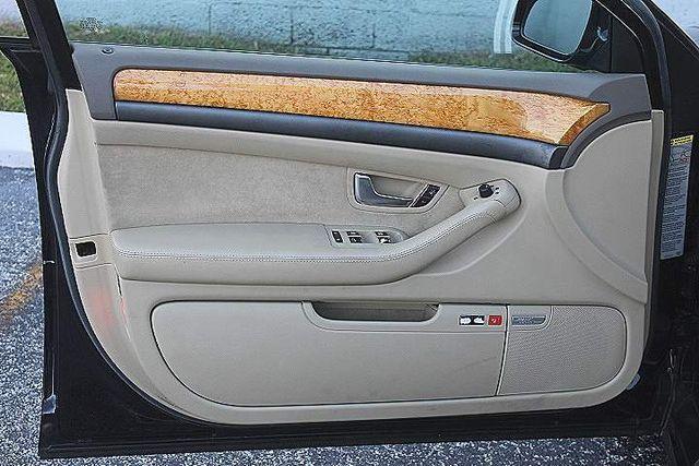 2006 Audi A8 L 4.2L Hollywood, Florida 58