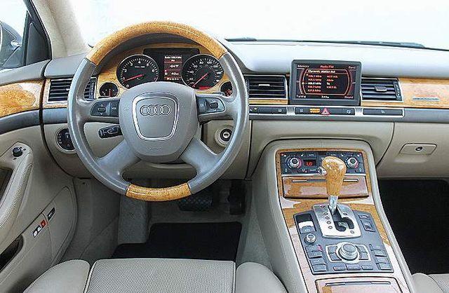 2006 Audi A8 L 4.2L Hollywood, Florida 17