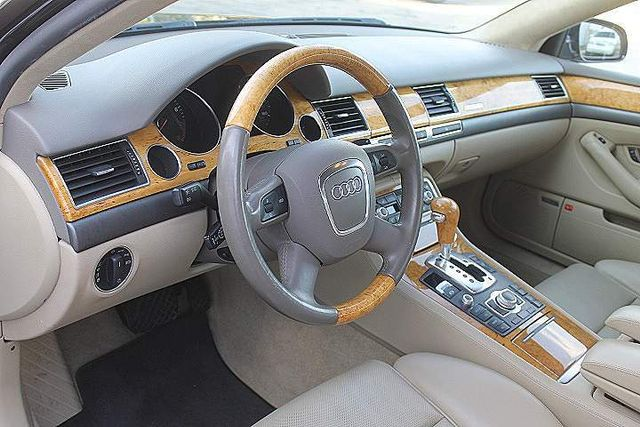 2006 Audi A8 L 4.2L Hollywood, Florida 14