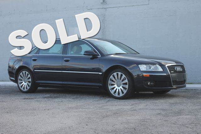 2006 Audi A8 L 4.2L Hollywood, Florida 0
