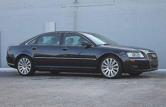 2006 Audi A8 L 4.2L Hollywood, Florida 21