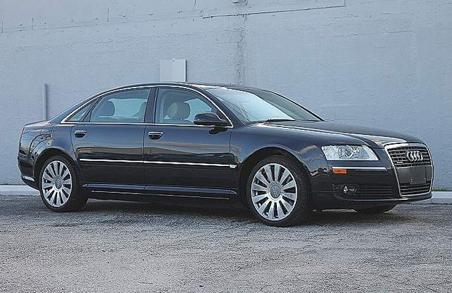 2006 Audi A8 L 4.2L Hollywood, Florida 57