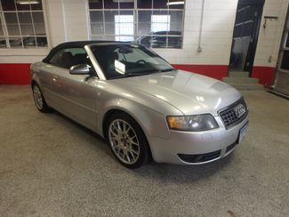 2006 Audi S4 V-8 Quattro CONVERTIBLE. POWER, SPEED, LOOKS. ALL HERE. Saint Louis Park, MN 5