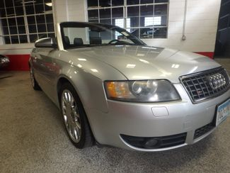 2006 Audi S4 V-8 Quattro CONVERTIBLE. POWER, SPEED, LOOKS. ALL HERE. Saint Louis Park, MN 28