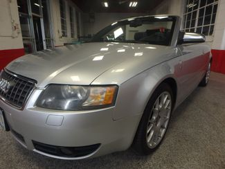 2006 Audi S4 V-8 Quattro CONVERTIBLE. POWER, SPEED, LOOKS. ALL HERE. Saint Louis Park, MN 30