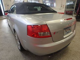 2006 Audi S4 V-8 Quattro CONVERTIBLE. POWER, SPEED, LOOKS. ALL HERE. Saint Louis Park, MN 9