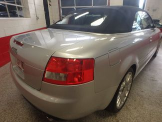 2006 Audi S4 V-8 Quattro CONVERTIBLE. POWER, SPEED, LOOKS. ALL HERE. Saint Louis Park, MN 10