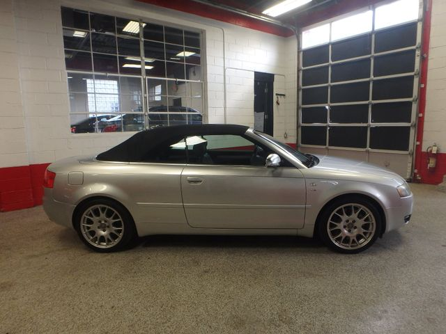 2006 Audi S4 V-8 Quattro CONVERTIBLE. POWER, SPEED, LOOKS. ALL HERE. Saint Louis Park, MN 2