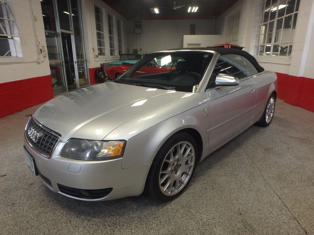 2006 Audi S4 V-8 Quattro CONVERTIBLE. POWER, SPEED, LOOKS. ALL HERE. Saint Louis Park, MN 6