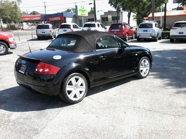 2006 Audi TT San Antonio, Texas 5