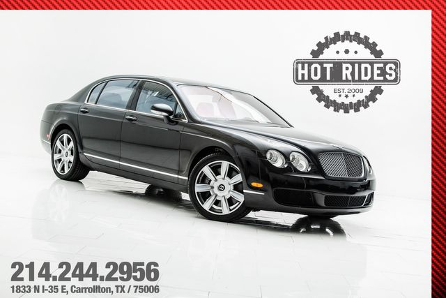 2006 Bentley Continental Flying Spur Executive Package