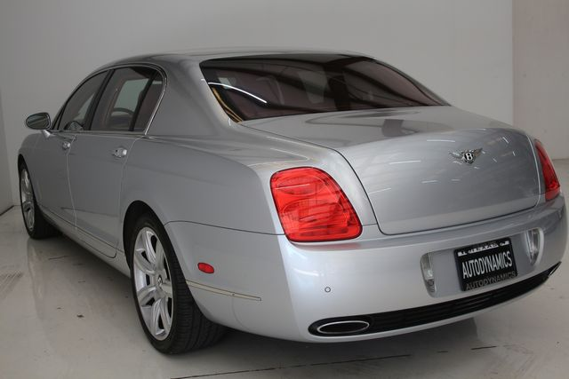 2006 Bentley Continental Flying Spur Houston, Texas 14