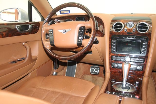 2006 Bentley Continental Flying Spur Houston, Texas 17