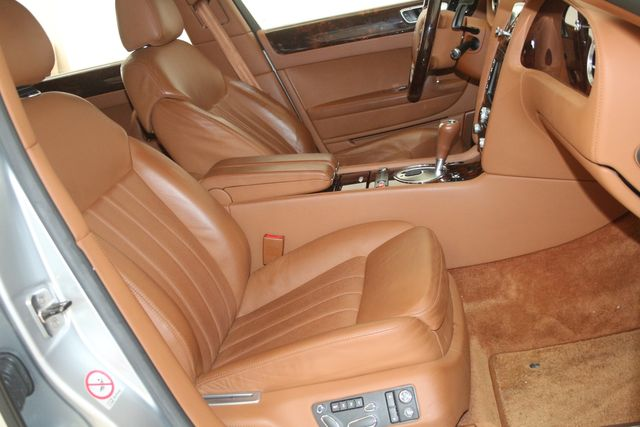 2006 Bentley Continental Flying Spur Houston, Texas 28