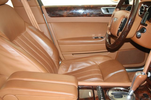 2006 Bentley Continental Flying Spur Houston, Texas 30