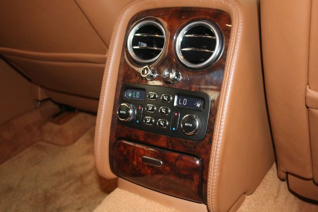 2006 Bentley Continental Flying Spur Houston, Texas 35