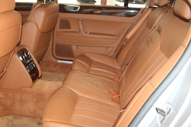 2006 Bentley Continental Flying Spur Houston, Texas 37