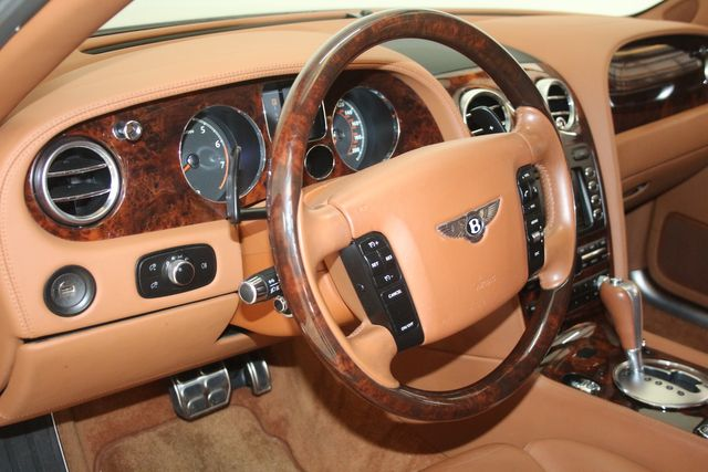 2006 Bentley Continental Flying Spur Houston, Texas 41