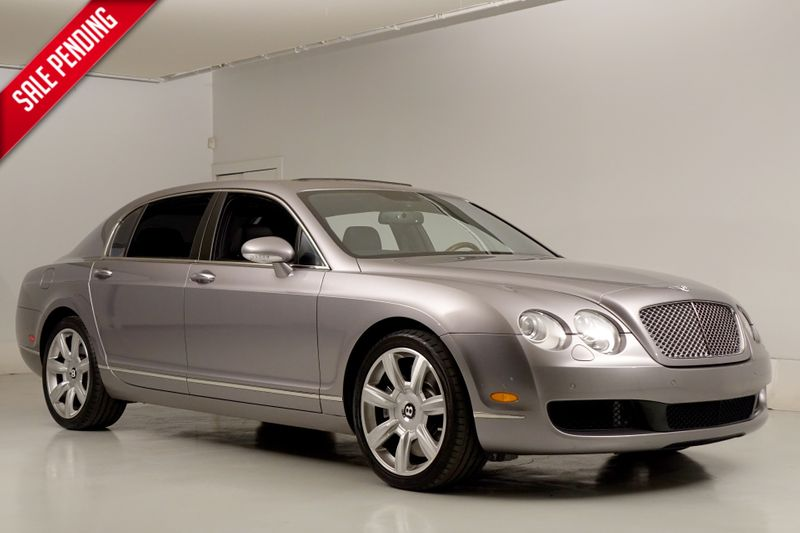 2006 Bentley Continental Flying Spur AWD* Only 24k Miles* $180K MSRP* Rare Car** | Plano, TX | Carrick's Autos in Plano TX