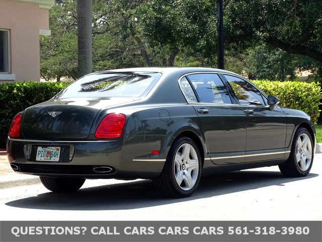 2006 Bentley Continental Flying Spur Sport Sedan in West Palm Beach, Florida 33411