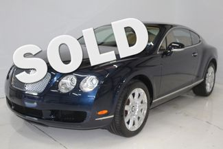 2006 Bentley Continental GT Houston, Texas