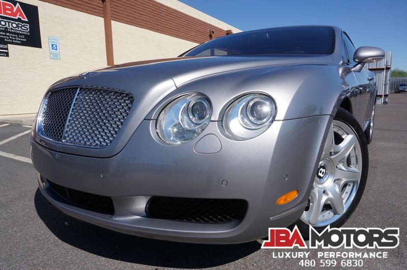 2006 Bentley Continental GT Coupe Mulliner Package ~ 1 OWNER ~ CLEAN CARFAX!! | MESA, AZ | JBA MOTORS in MESA AZ