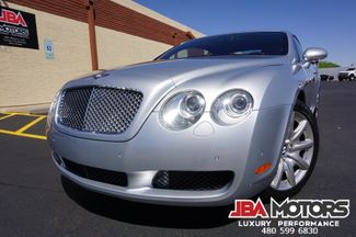 2006 Bentley Continental GT Coupe ~ Clean CarFax Highly Optioned Serviced | MESA, AZ | JBA MOTORS in Mesa AZ