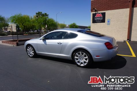 2006 Bentley Continental GT Coupe ~ Clean CarFax Highly Optioned Serviced | MESA, AZ | JBA MOTORS in MESA, AZ