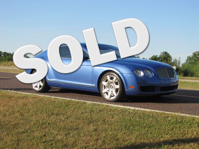 2006 Bentley Continental GT St. Louis, Missouri 0