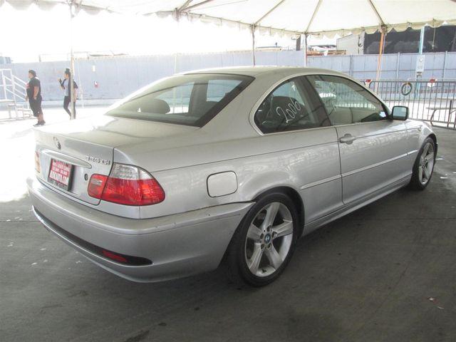 2006 BMW 325Ci Gardena, California 2