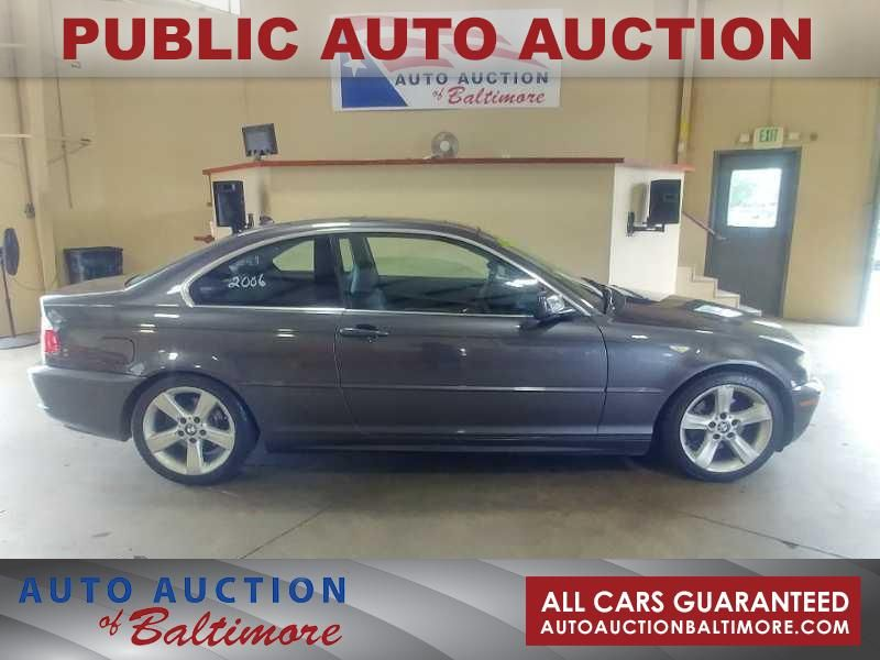 2006 BMW 325Ci  | JOPPA, MD | Auto Auction of Baltimore  in JOPPA MD