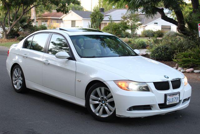 2006 BMW 325i PREMIUM PKG XENON 81K MLS SERVICE RECORDS NEW TIRES in Van Nuys, CA 91406