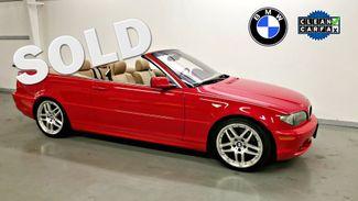 2006 BMW 330Ci CI CONVERTIBLE CLEAN CARFAX 330 | Palmetto, FL | EA Motorsports in Palmetto FL